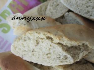 Thermomix Baguette Brot Stangen Brotgewürz  (2)