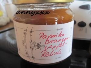 Thermomix Paprika Orangen Apfel Relish  (3)
