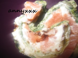 Thermomix Spinat Lachs Roulade  (3)