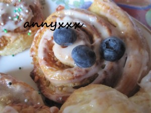 Cinnamon Swirls  (6)