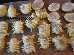 Fächer Kartoffeln  (3)