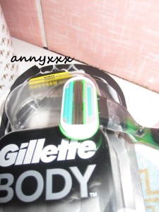 Gillette Body  (2)